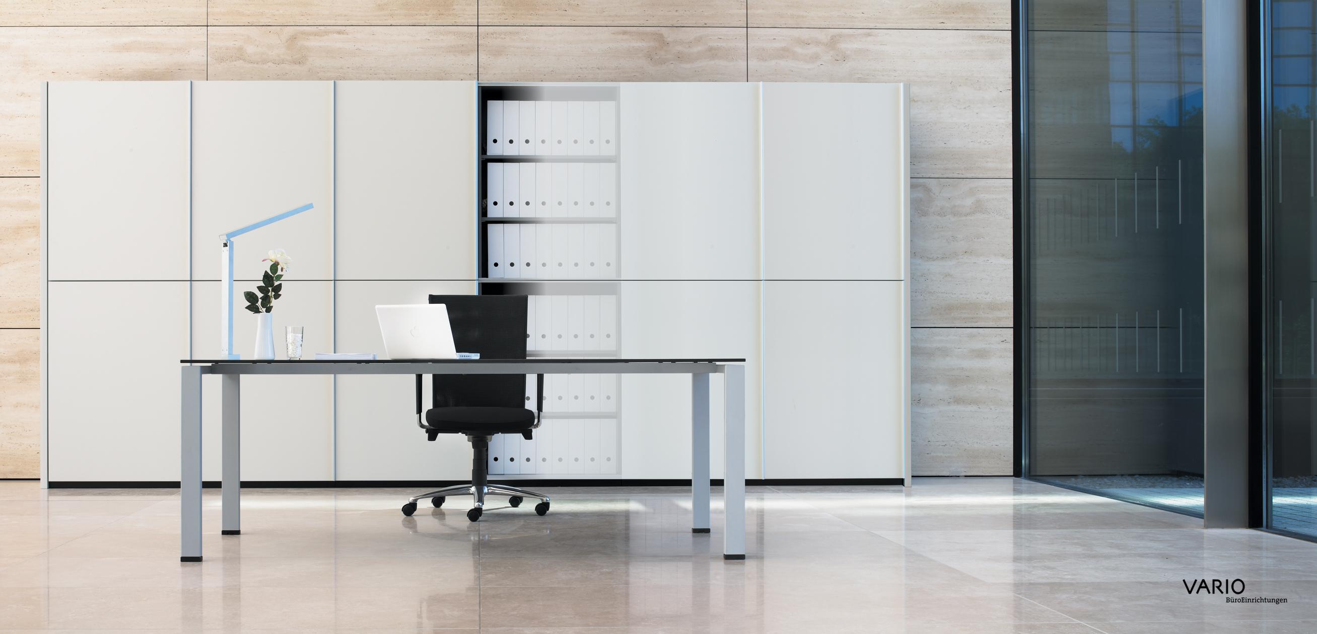 Tischsystem ICON von Vario | Büromöbel in Stuttgart