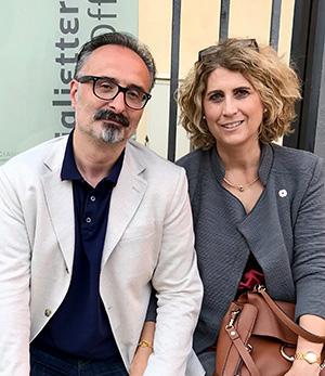 Das Geschäftsführer-Ehepaar Dagmar und Thomas Liener